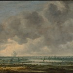 Jan van Goyen, View of Haarlem and the Haarlemmer Meer (1646)