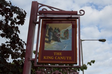The King Canute