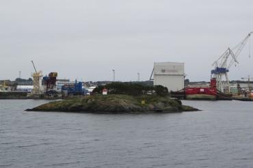 Rosenberg shipyard