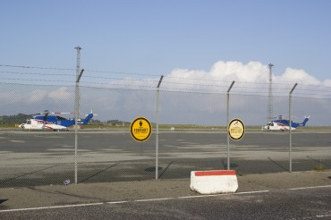 Stavanger heliport
