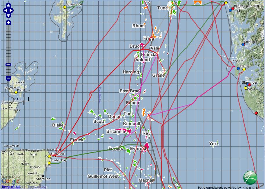North Sea Europe Map.Geog 1000 Fundamentals Of World Regional Geography