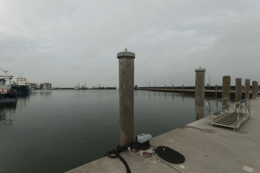 Hörnum harbour